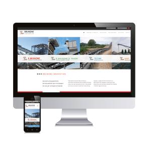 Brunone Innovation – Site internet