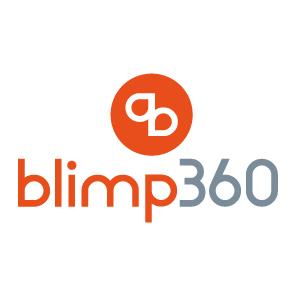 BLIMP360 – Logotype