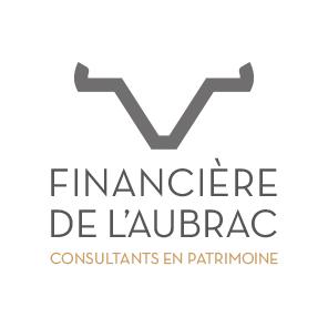 LA FINANCIÈRE DE L'AUBRAC – Logotype